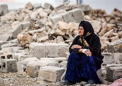 میزبانیِ همراه سرای جوادالائمه از زلزله زدگان کرمانشاه