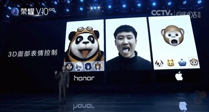 هواوی از تکنولوژی رقابتی با فیس آیدی اپل رونمایی کرد