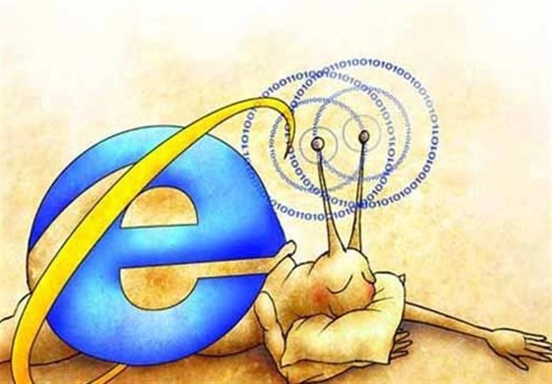 ۱۵۰ کیلومتر تا قلب محرومیت؛ سرعت لاکپشتی اینترنت در روستاهای لارستان