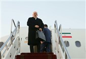 Zarif in Armenia for Talks on Multilateral Cooperation