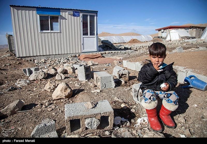 کرمانشاه| سرمای هوا شیوع بیماری در مناطق زلزلهزده را تشدید میکند - اخبار تسنیم - Tasnim