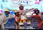 تولد 24 سالگی تئاتر کودک در دیار هگمتانه / همدردی کودکانه با زلزلهزدگان+تصاویر