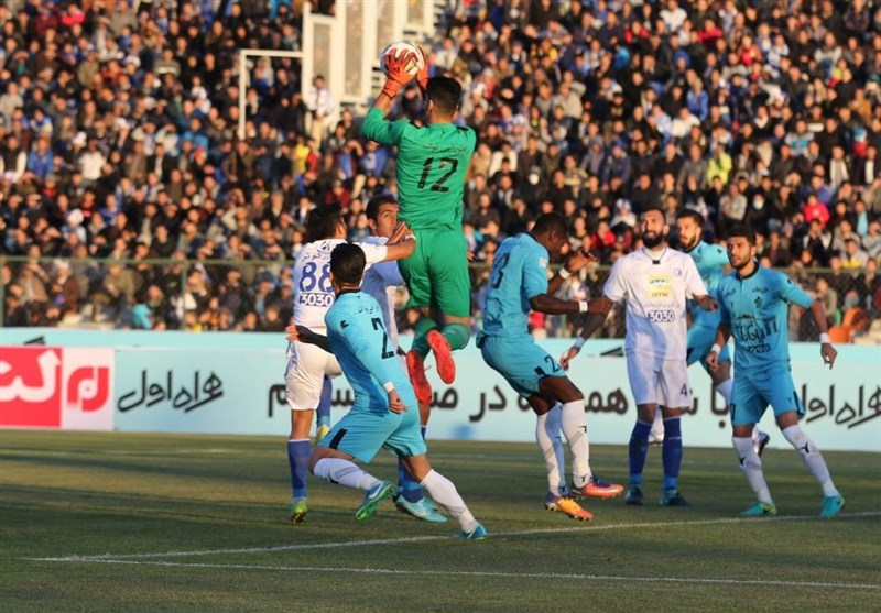 IPL: Esteghlal, Paykan Share Spoils, Foolad Moves Second