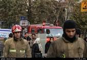 انفجار در یک مرکز درمانی در خیابان ولدی