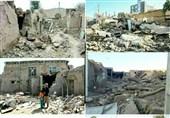 شمار پسلرزههای زلزله هجدک به 170 رسید