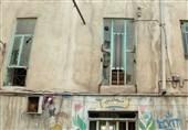 مدارس فرسوده تهران در برابر طوفان هم مقاوم نیستند