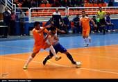 لیگ برتر فوتسال| بازگشت مسیها به رده دوم و برتری خانگی نماینده ساوه