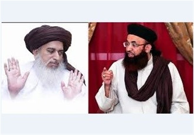 خادم حسین رضوی اور ڈاکٹر اشرف جلالی