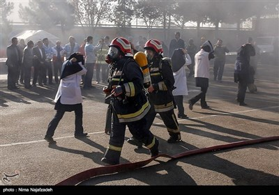 ایران؛ زلزلے سے بچنے کیلئے اسکولوں میں تربیتی مشقیں