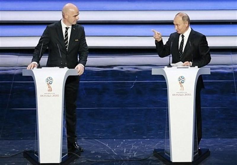 حریفان ایران در جام جهانی 2018 مشخص شد