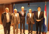 Iran, Netherlands Sign Economic Plan of Action for 2018