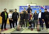 مسابقات لیگ استانی وزنه برداری آذربایجان غربی-میاندوآب
