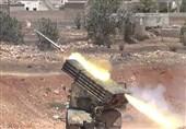 تجاوز هوایی رژیم صهیونیستی به حومه دمشق دفع شد