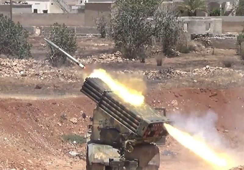 پدافند هوایی سوریه حملات موشکی اسرائیل را دفع کرد