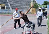 اعزام تیم دوومیدانی جانبازان و معلولین به مسابقات بینالمللی تونس
