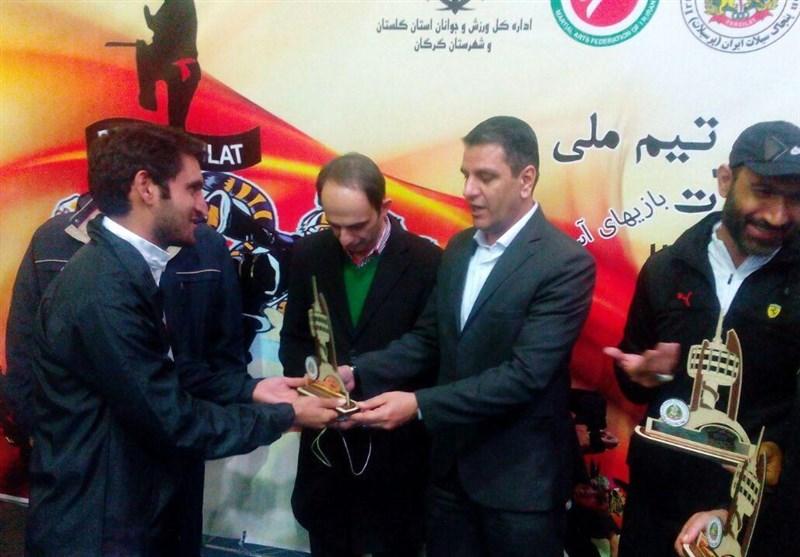 نفرات برتر مسابقات رزمی پنچاک سیلات انتخابی تیم ملی در گرگان معرفی شدند