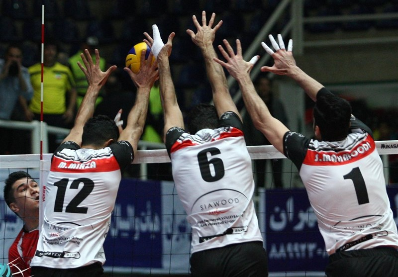 Iran's Sarmaye Loses to ZAKSA at FIVB Club World Championship