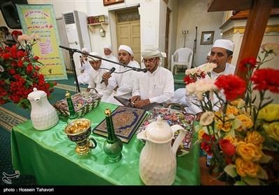 جشن هفته وحدت در کیش
