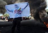 هندوراس غرق در آشوب + تصاویر