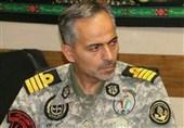 ناخدا مردان: نیروی دریایی ارتش با اقتدار از مرزهای آبی حفاظت میکند