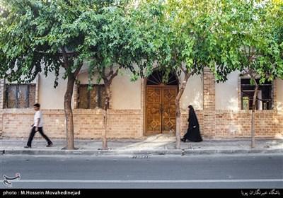 بازسازی بافت قدیمی در خیابان ایران