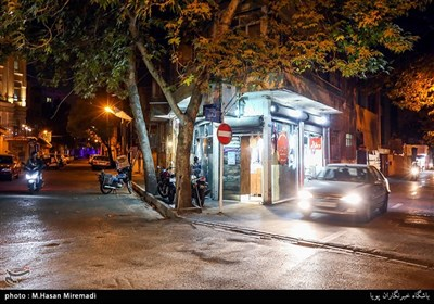 خیابان قادری از اصلی ترین خیابان هایی است که به خیابان ایران منتهی میشود