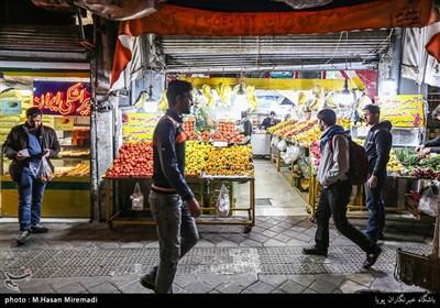 مغازه های قدیمی خیابان ایران تقاطع خیابان مهدوی پور