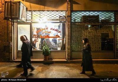 از مغازه های قدیمی خیابان ایران