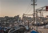 چرا مناطقی از پکن شبیه به مناطق جنگی شده است؟+تصاویر