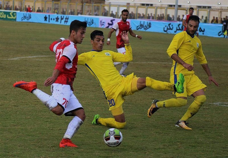 لیگ دسته اول فوتبال جدال خانگی فجر و خونهبهخونه مقابل تیمهای 2 استقلالی/ سد یک پرسپولیسی مقابل فکری