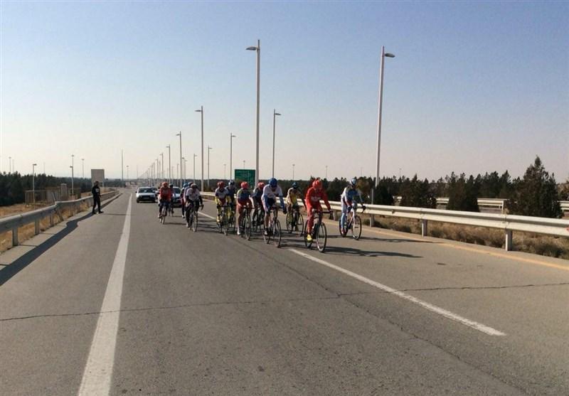 گنجخانلو نفر اول لیگ برتر دوچرخهسواری جاده شد