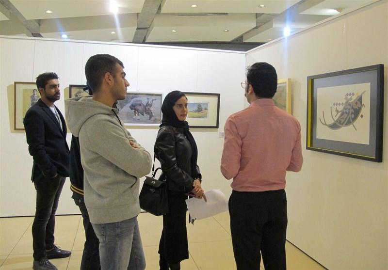 نمایشگاه خیریه «برای نجات کودکان» افتتاح شد