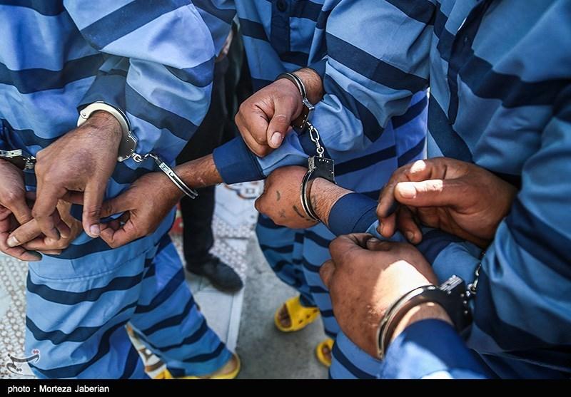 8 طراح سرقتهای شبانه در مشهد دستگیر شدند