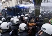 طرح گذرسبز عامل تشدید اعتراضات مخالفان واکسن در سراسر اروپا