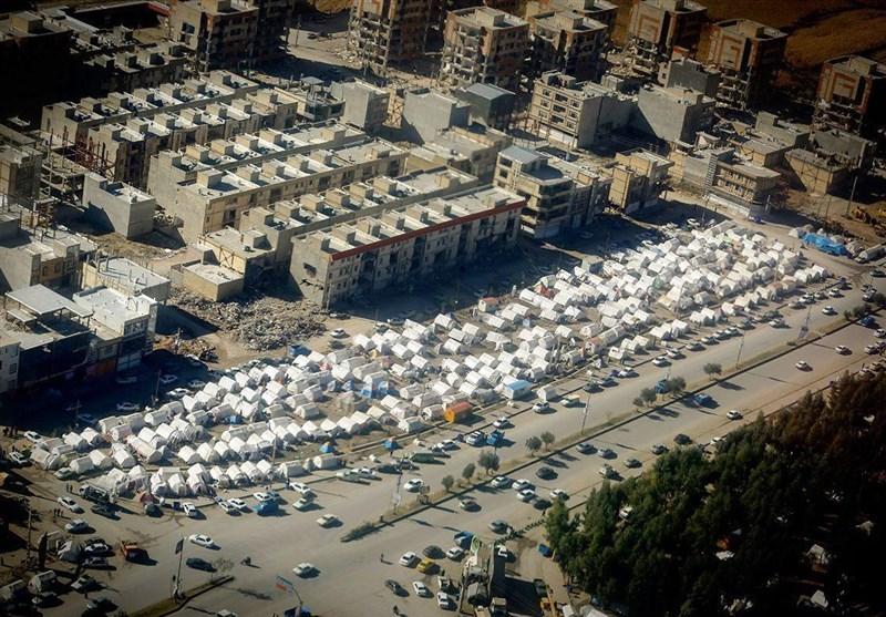 جزئیات پرداخت عیدی به زلزلهزدگان کرمانشاه