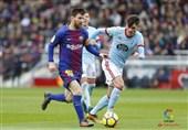 توقف بارسلونا در نوکمپ؛ تقسیم امتیازها با سلتاویگو
