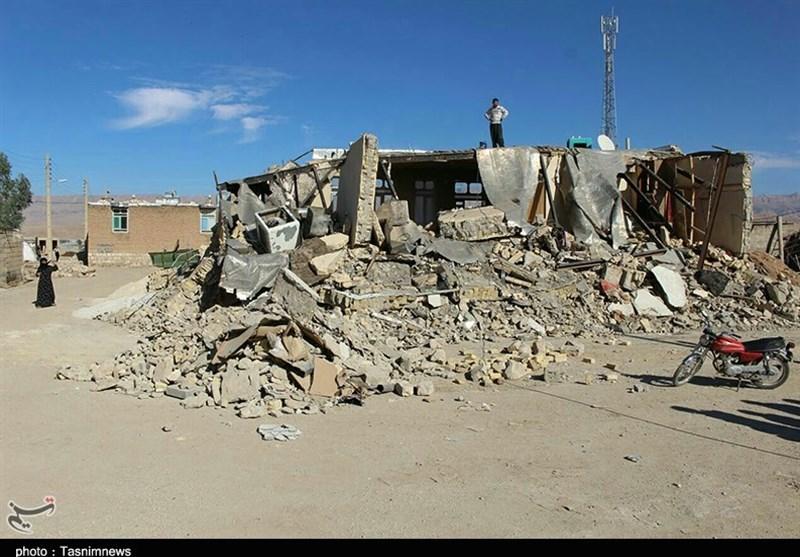 آمار کشتهشدگان زلزله استان کرمانشاه به 569 نفر رسید