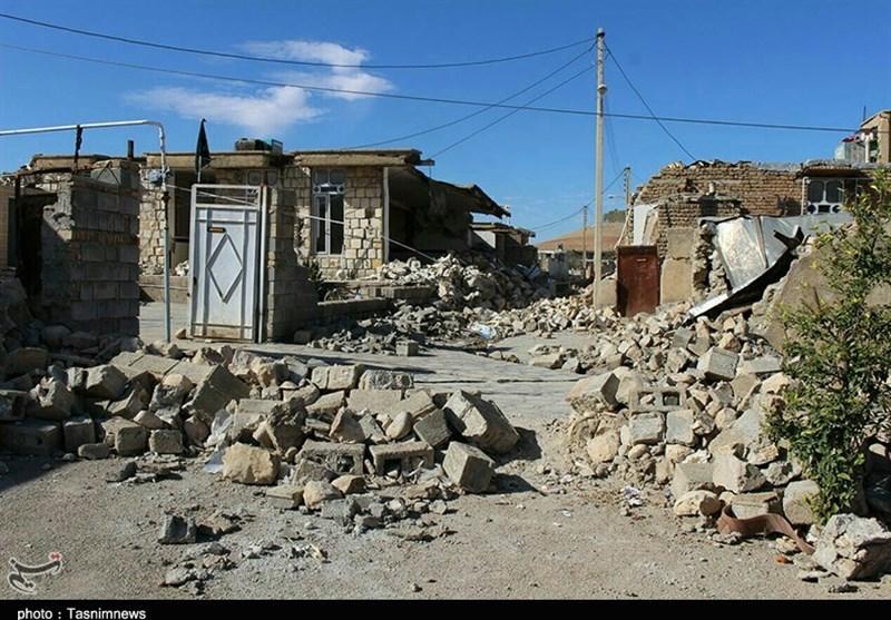 زلزله به استان لرستان 800 میلیارد ریال خسارت زد