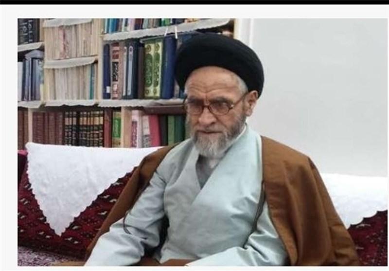 سید ابوطاهر علوی عالم برجسته زنجانی دعوت حق را لبیک گفت