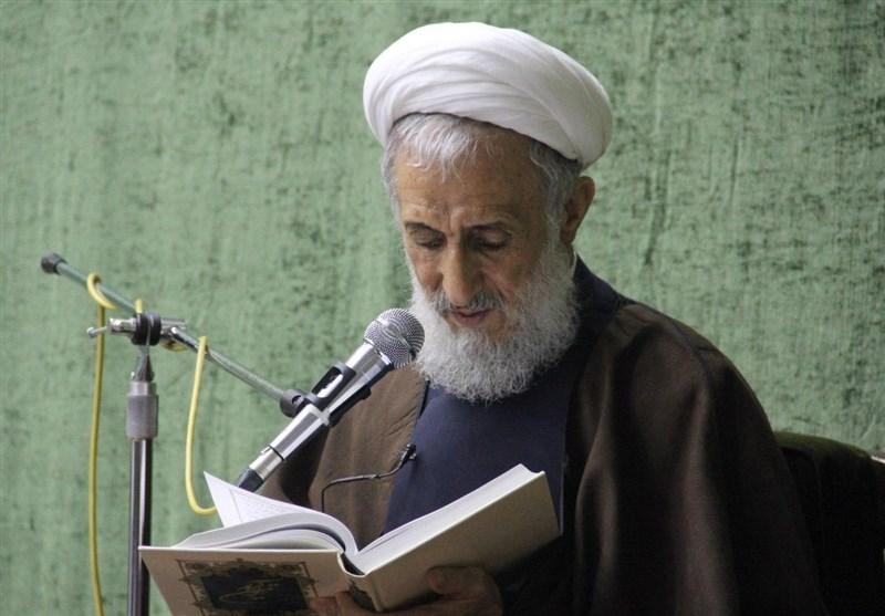 حجتالاسلام والمسلمین کاظم صدیقی