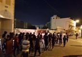 ادامه تظاهرات شهروندان بحرینی برای اعلام همبستگی با آیتالله عیسی قاسم + تصاویر