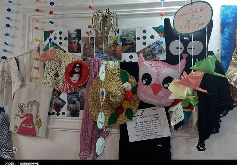 جشنواره غذا و صنایع دستی در رشت