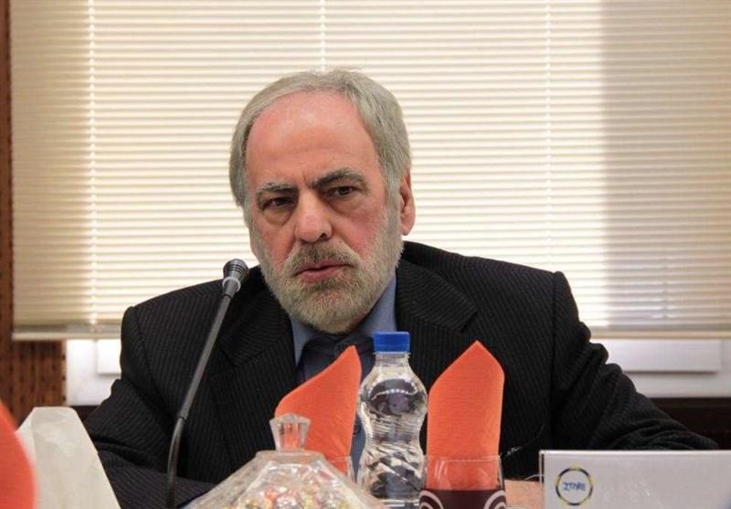 احمد صادقی، مدیرعامل کارخانه ذوبآهن