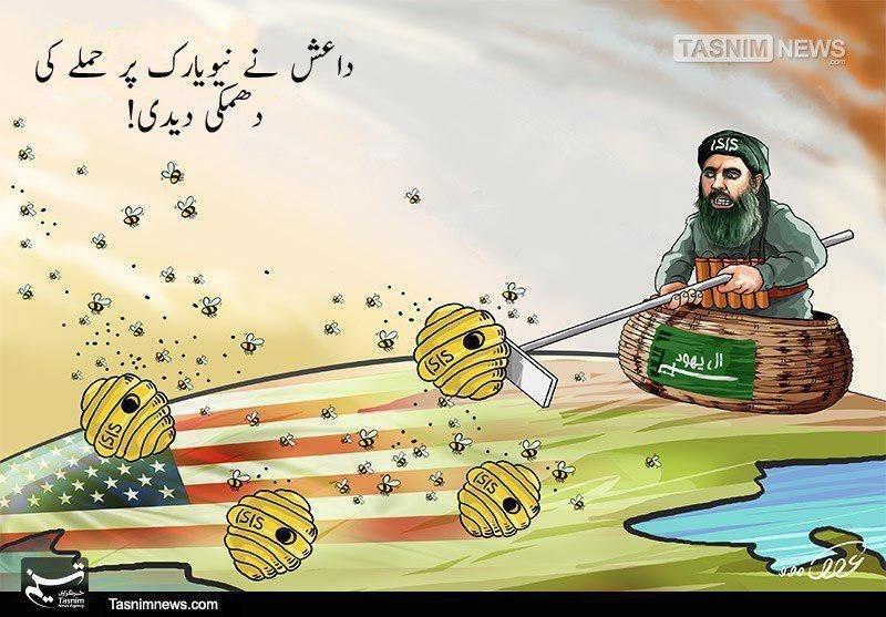 داعش کی امریکہ کو دھمکی!