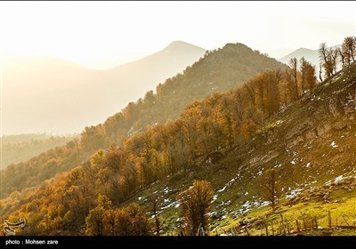 Iran's Beauties in Photos: Autumn in Khalkhal-Asalem Region