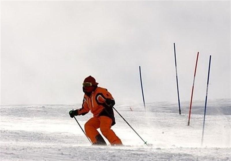 ساوهشمشکی و عباسی در جایگاه نخست لیگ بینالمللی اسکی قرار گرفتند
