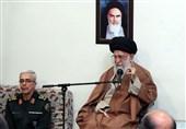 امام خامنهای: تقویت نیروهای مسلح آسیبناپذیری ملت را حفظ میکند