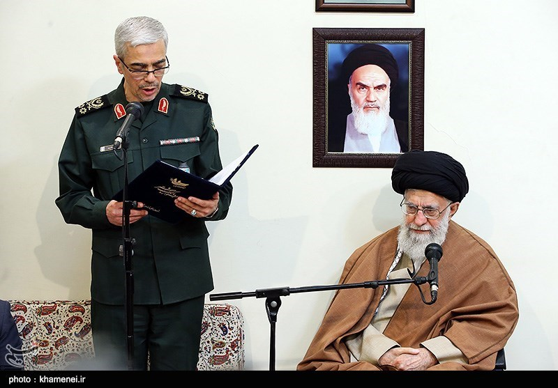 Leader Urges Constant Enhancement of Iran's Defense Power