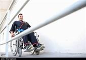 مراسم روز جهانی معلولان - مشهد