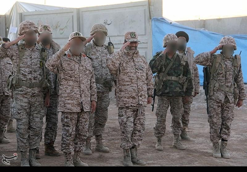 آغاز نشست مشترک فرماندهان و نیروهای یگان ویژه صابرین و تیپ 65 نوهد